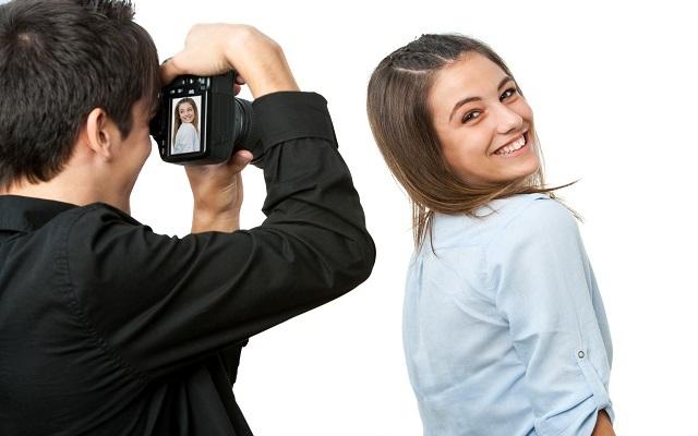 Casting für einen Imagefilm (Lernportal)